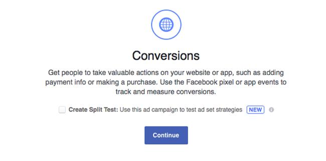 创建Facebook广告A / B测试的3种方法