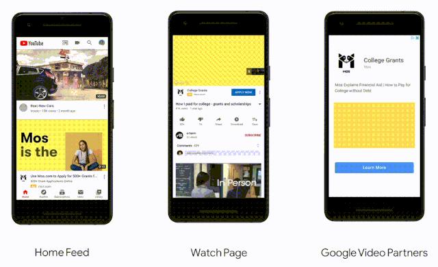 YouTube宣布新功能,帮助营销商从在线视频中获利